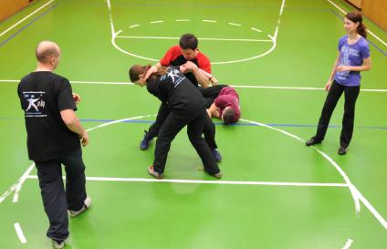 Fast-Defense Kompaktseminar - TriSens Activ Training
