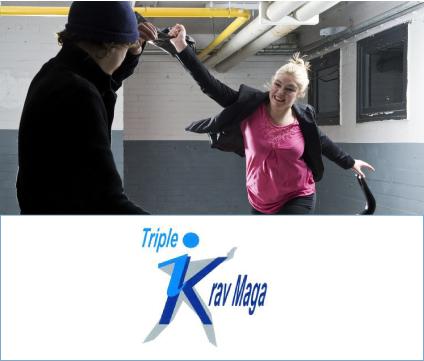 Tipla Krav Maga - TriSens Activ Training
